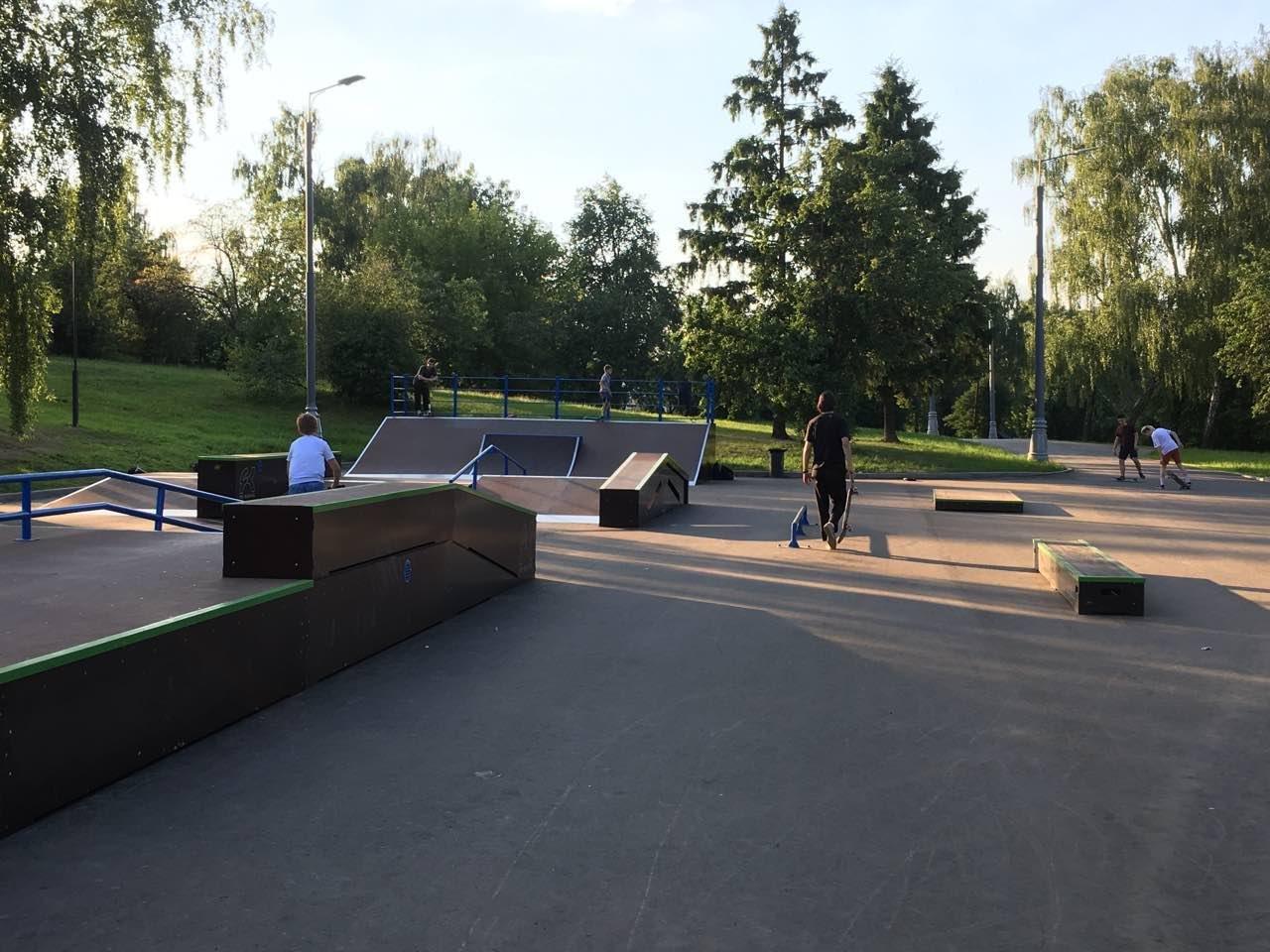 обучение скейтбордингу за МКАД